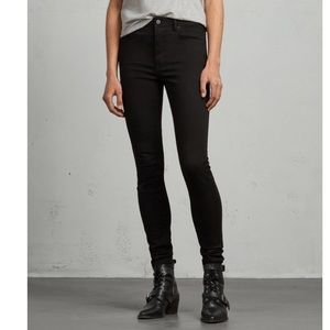 NWT All saints stilt skinny jeans